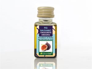 Group SOI Fig Balsamic Vinaigrette - Single Serve Dressing, Live Oil