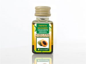 Group SOI Papaya Balsamic Vinaigrette - Live Oil