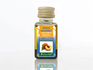 Group SOI Peach Balsamic Vinaigrette - Live Oil