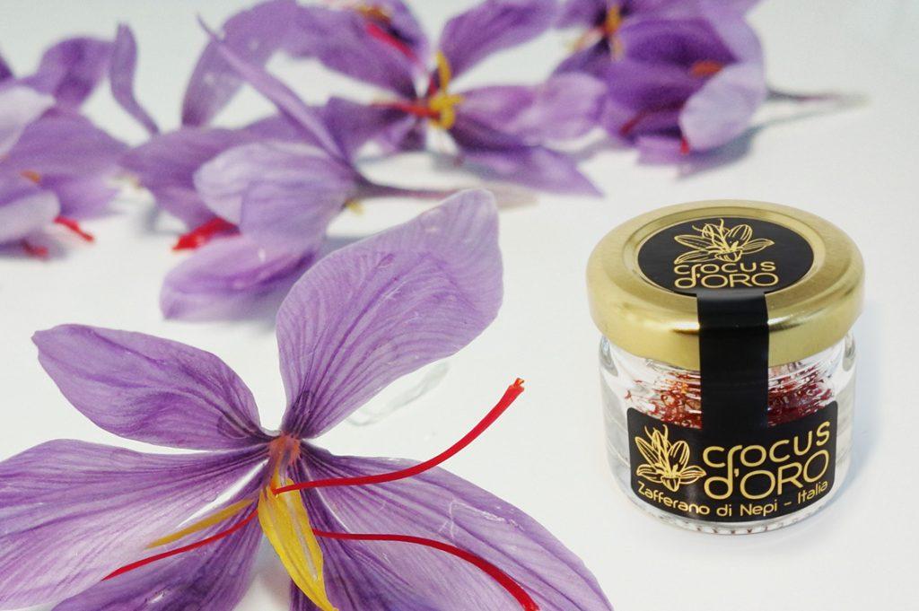 Saffron Threads Crocus d'oro