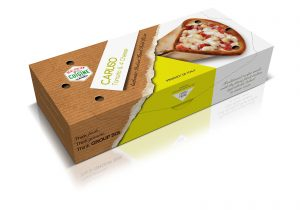 Group Soi Caruso Pizza Snack - Real Italian Cuisine