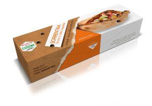 Group Soi Sorrentina Pizza Snack - Real Italian Cuisine