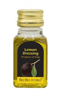 Single serve Lemon Dressing with Extra Virgin Olive Oil