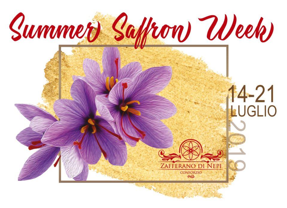 summer saffron week