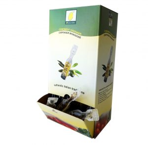 Dispenser condimenti monodose made in italy