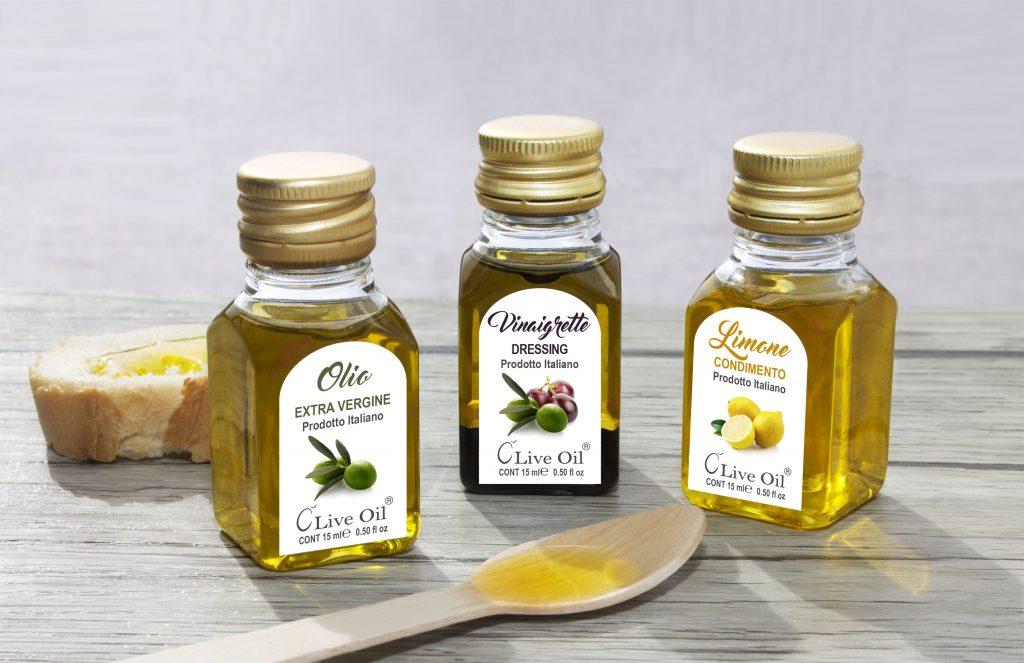 Olio e Condimento Monodose